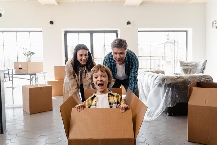 alte möbel entrümpeln umzug planen schritt für schritt in neue wohnung umziehen ratschläge