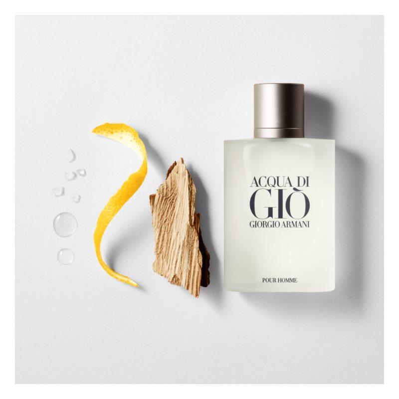 die besten parfüme für männer auswählen tipps notino at armani acqua di gio parfüm holz orangenschale