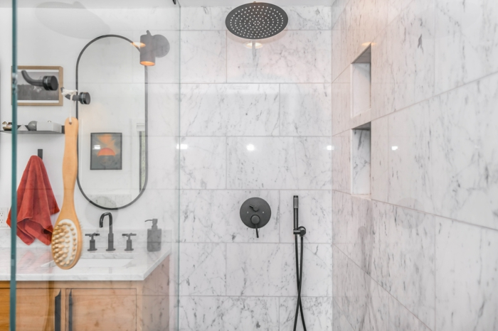 duscharmatur badezimmer einrichten mischbatterie wählen tipps für die richtige wahl modernes badezimmer