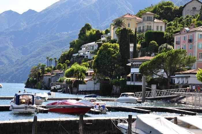 urlaub in ascona ideen für reisen meerküste mit häusern ascona die schweiz