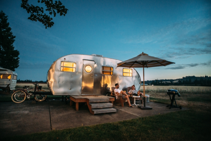camping sommertrends nacht sommer ideen