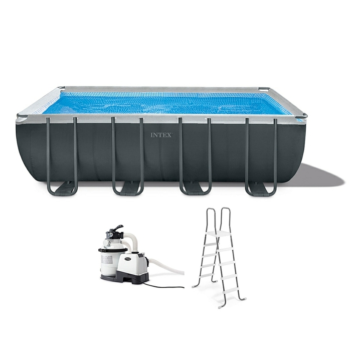 einen pool im garten aufstellen tipps