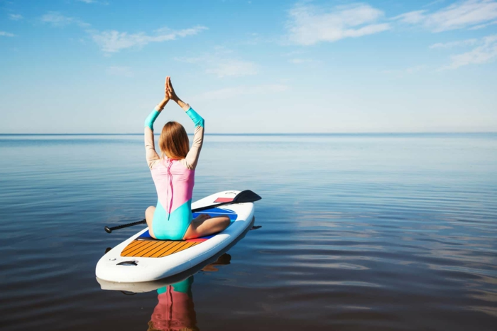sup yoga sommertrends ideen