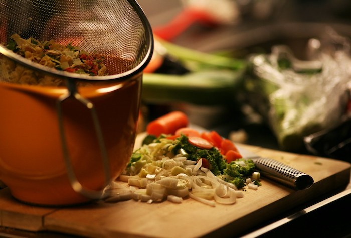 abendessen leicht essen einfache rezepte leckere rezepte leicht essen am abend kimbino minsetrone kochen gemüse topf