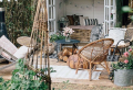 70 Bilder von süßen Gartenhäuschen, die Sie begeistern