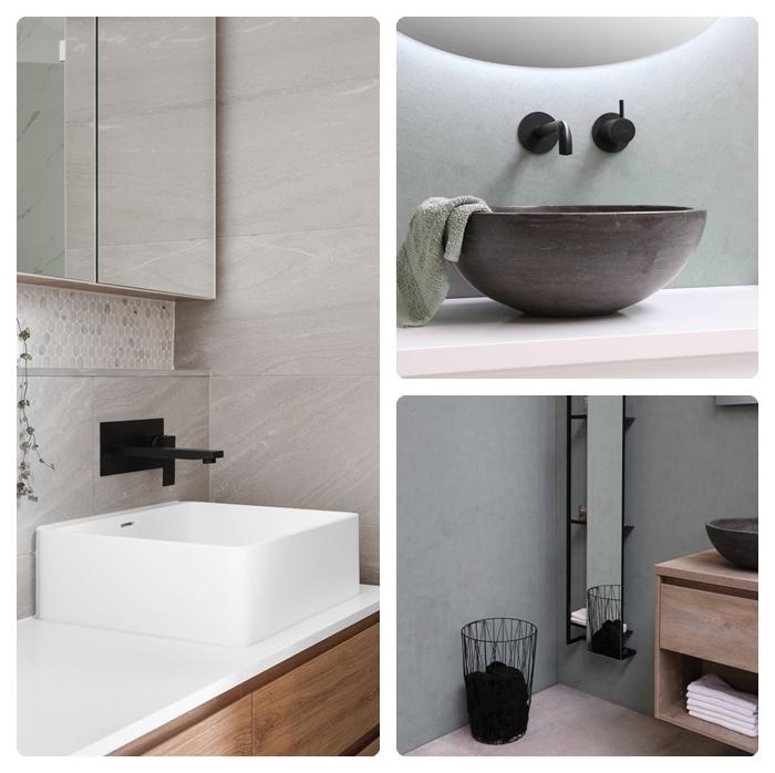 badezimmer einrichten badtrends 2021 trendige farben materialien und accessoires