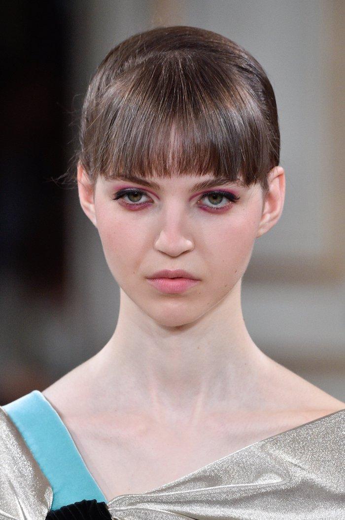 giorgio armani prive : runway paris fashion week haute couture fall winter 2018/2019