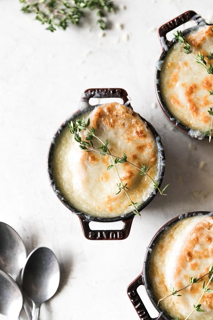 französische zwiebelsuppe rezept abendessen einfach und schnell leckere suppe mit zwiebel