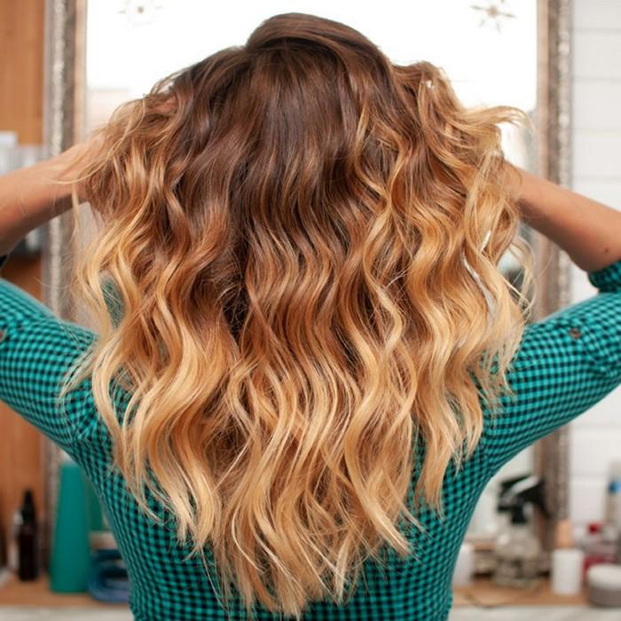haarfarbe auswaschen haare färben welche farbe haaransatz färben haare selber blondieren frau mit blonden haaren ombre farbe