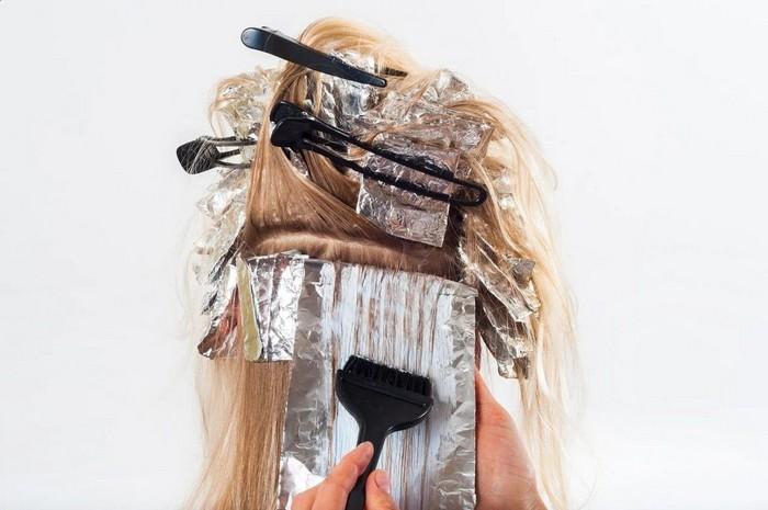 haartönung rossmann haarfarbe auswaschen haare selber färben blonde haare färben haarspangeln alu folie