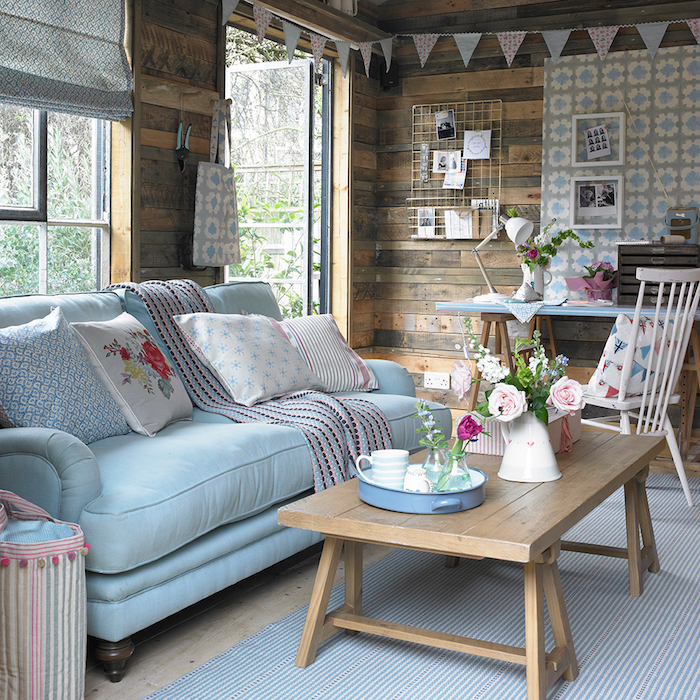 weekend project turn your shed into a chic retreat