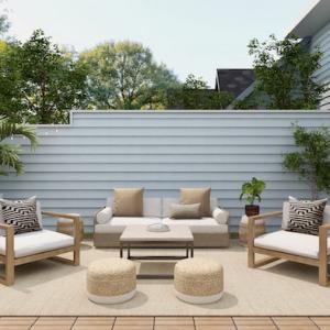 Loungemöbel kaufen - Ein Paradies im Garten schaffen
