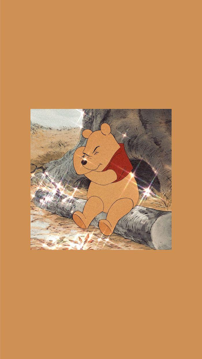 pu der bär hintergrundbild süß cartoon hintergrundbild ideen und inspiration bilder für hintergrund handy