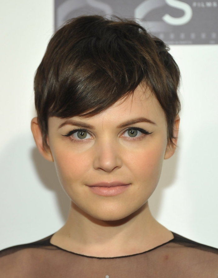 haircut for long hair in round face perfect pixie haircut for regarding favorite shaggy pixie haircut for round face