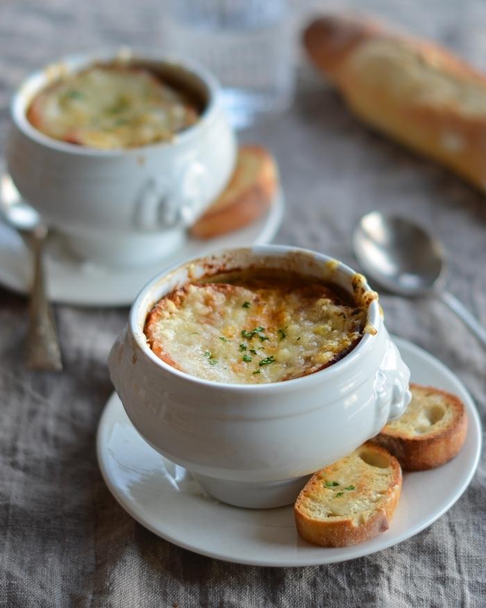 zwiebelsuppe französisch abednessen ideen gesunde suppe leckere rezepte für jeden tag