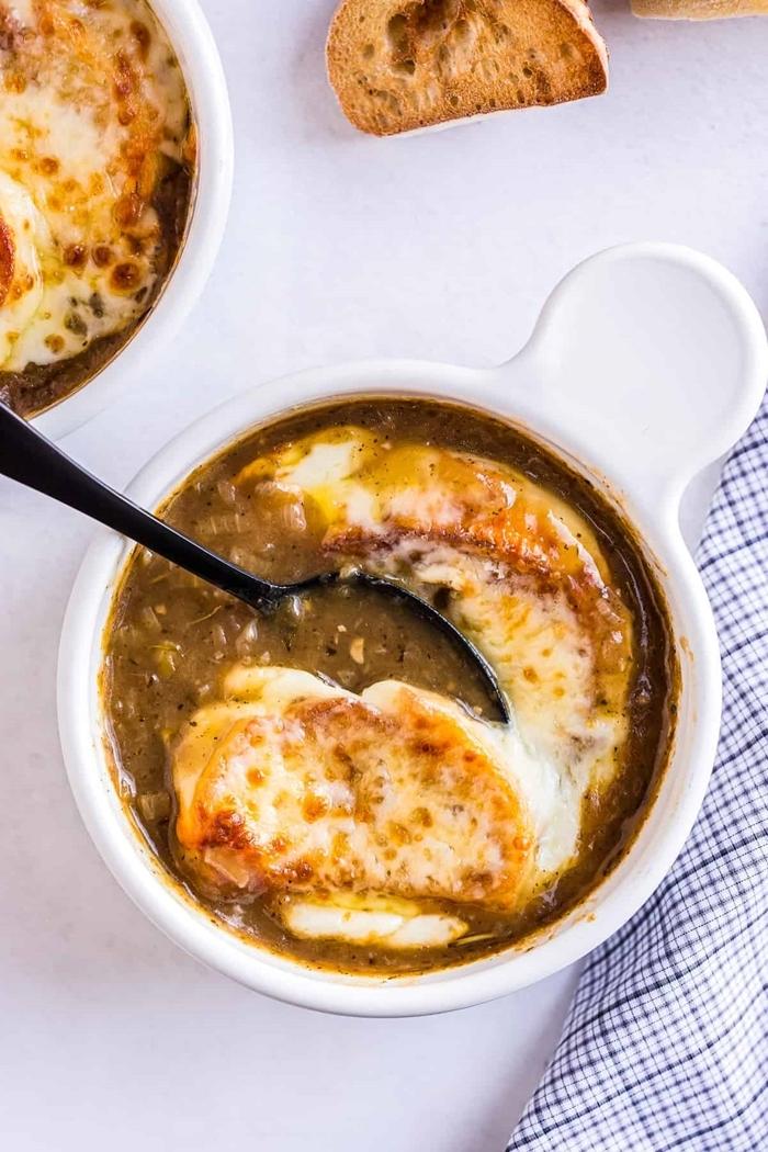zwiebelsuppe französisch schnelle rezepte fürjeden tag was koche ich heute vegetarisch