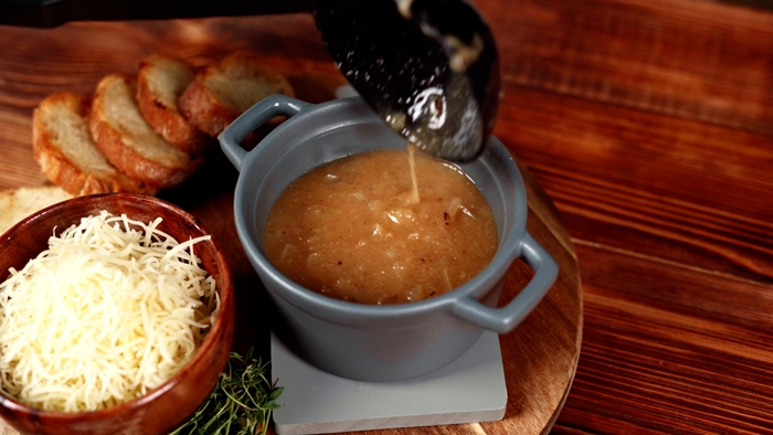 zwiebelsuppe rezept einfach was koche ich heute vegetarisch leckere gerichte zum asuprobieren