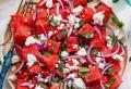 Wassermelone Feta Salat – Erfrischung für heiße Tage