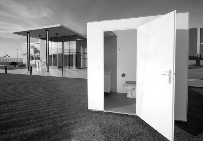 badezimmer als modul
