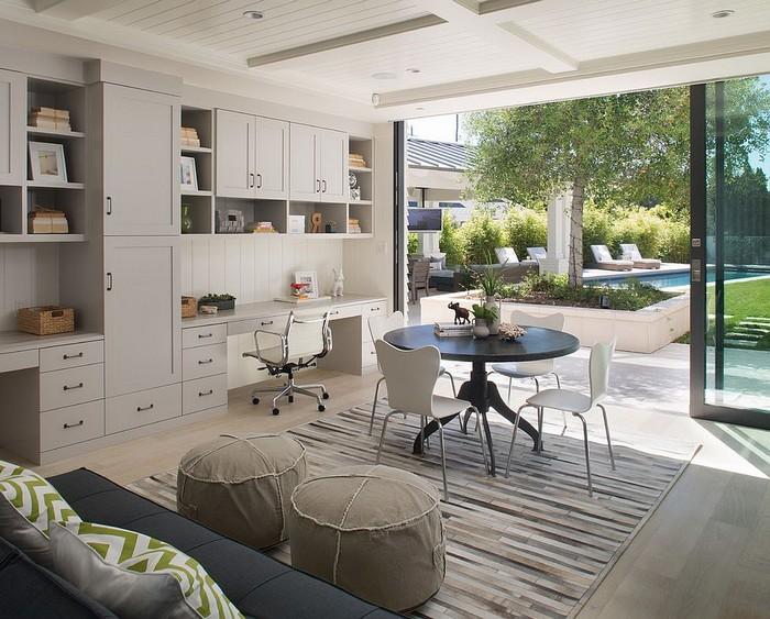 büro einrichtungsideen home office ausstattung büro ideen home office in der garage einrichten gemütlich