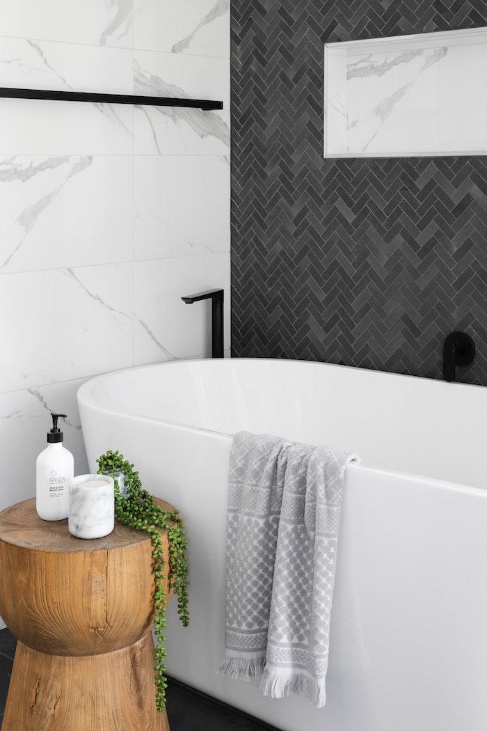 freistehende badewanne badezimmer