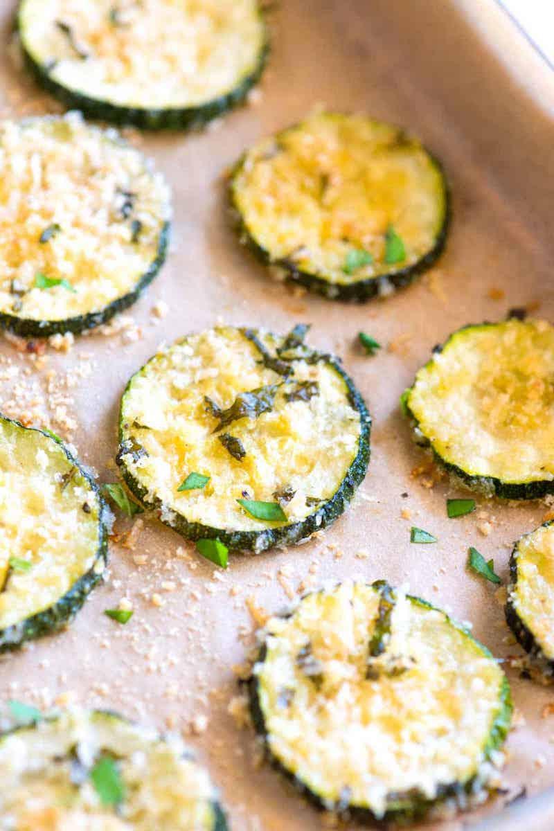 hausgemachte frittierte zucchini leichtes gesundes rezept