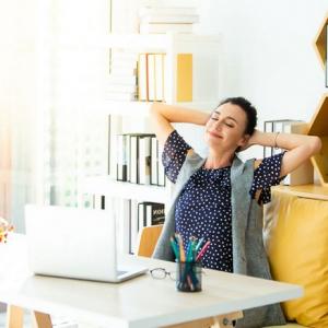 Home Office einrichten - so machen Sie das Arbeiten von Zuhause angenehm