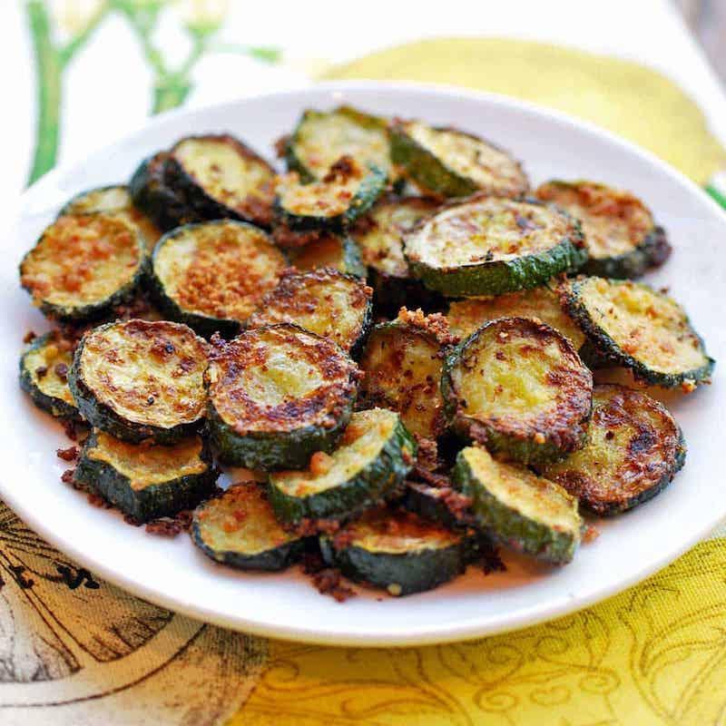köstliche zucchini chips rezept selber machen
