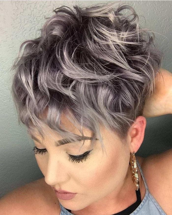 long pixie cut kurzhaarschnitte für frauen haare kurz schneiden lassen moderne frisurenideen damen
