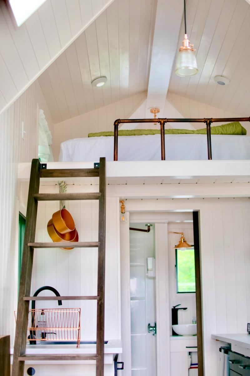treppe aus stahl kreative wohnideen inneneinrichtung