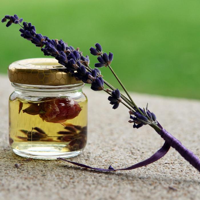 was hilft gegen fliegen natürliche mittel hausmittel lavengel lavendelöl verwenden