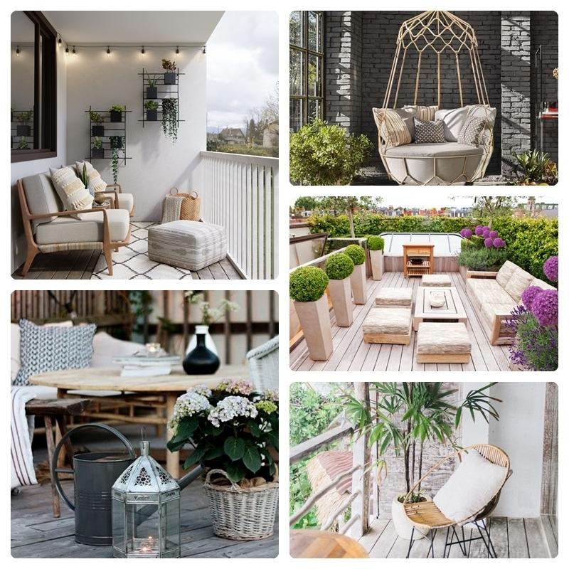 deko für garten und terrasse moderne terassengestaltung ideen