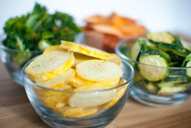 gelbe zucchini haltbar machen zucchinischeiben richtig einfrieren