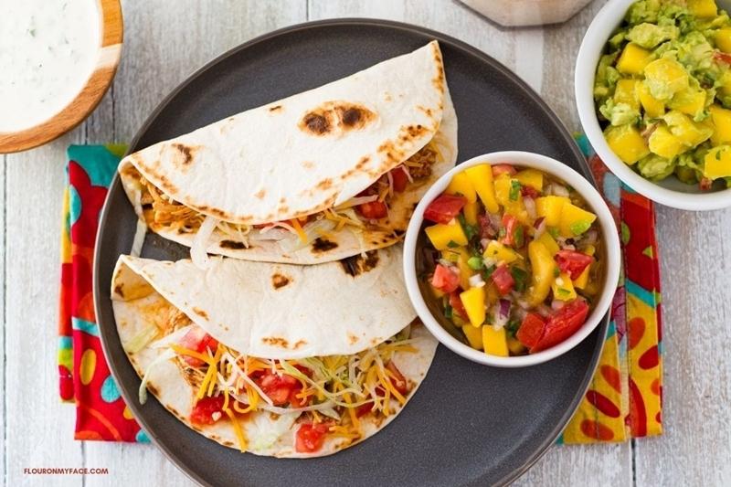 gesunde schnelle rezepte tacos mit 3 zutaten