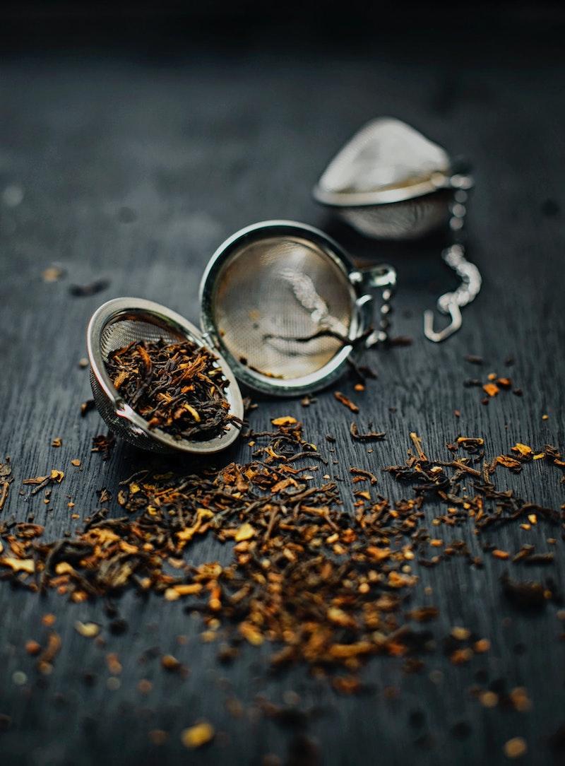 parfum beratung duftpyramide welche duftnoten gibt es orientalische duftnoten teesieb mit kräutern