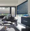 schicke einrichtung wohnzimmer ideen für sichtschutz