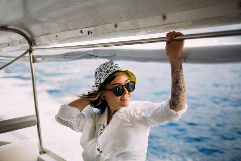 strand outfit tipps fischerhut für damen