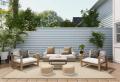 Terrassen Deko: Moderne Ideen, wie Sie Ihren Außenbereich in eine Wohlfühloase verwandeln