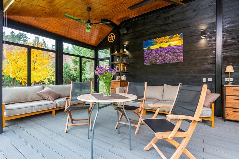 terrassen ideen günstig terassenmöbel aus holz