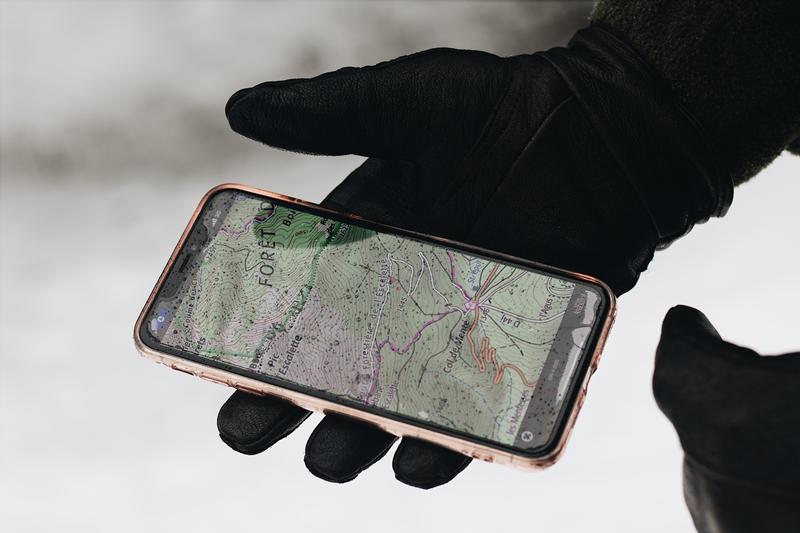 winderwandern route kennen lernen gps navigation