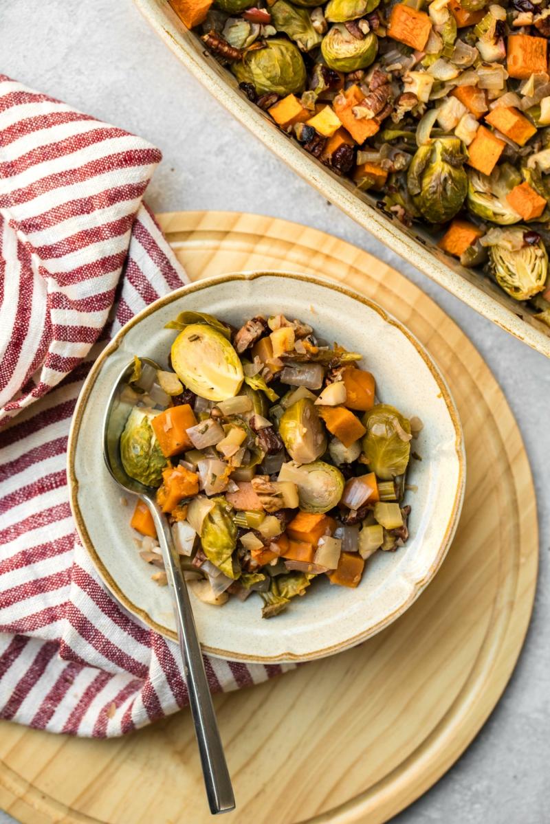 4 gerösteter gemüseauflauf herbst rezepte selber machen leichte rezepte