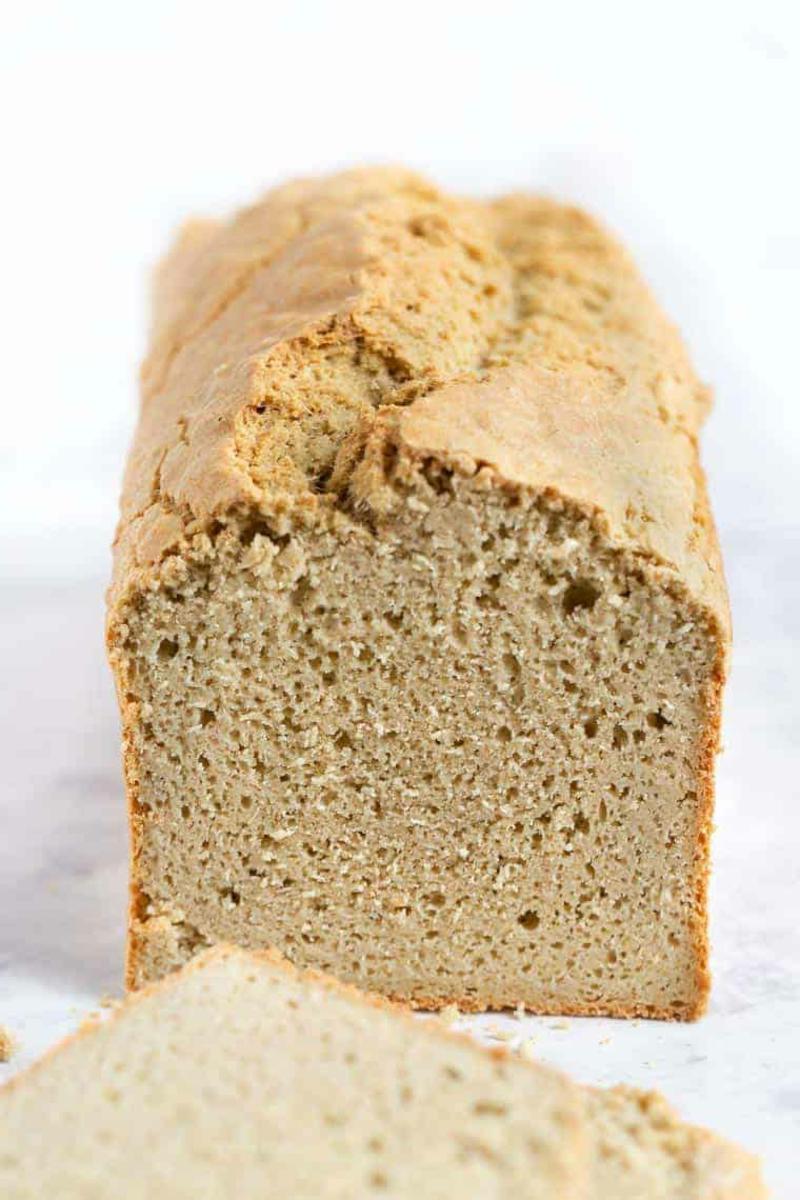 ernährung gesund glutenfreies brot backen einfache rezepte