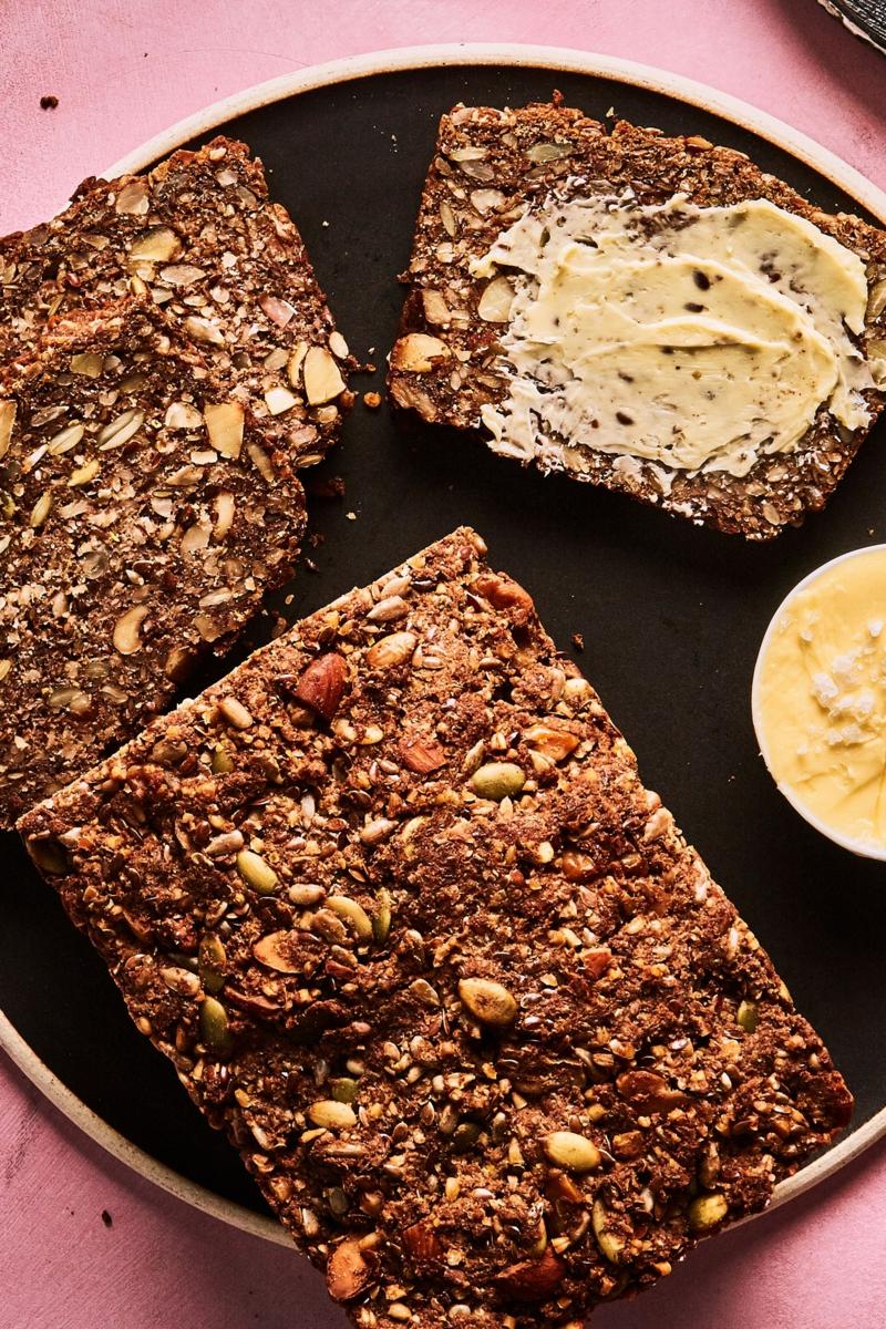 frühstück ideen selber zubereiten brot glutenfrei backen rezepte und ideen