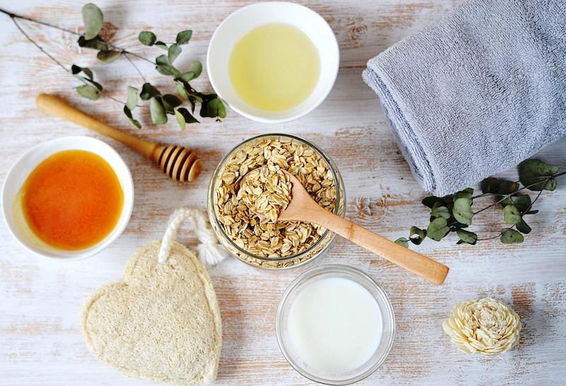 hafermilch selber machen ohne schleim hafermilch und honig kosmetik