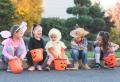 Halloween Schminken für Kinder – tolle Ideen Schritt für Schritt