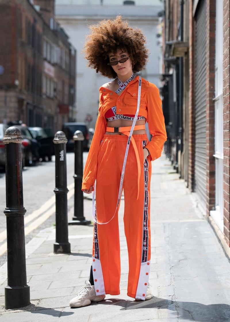 herbst outfit damen 2021 90er look damenoutfit ideen