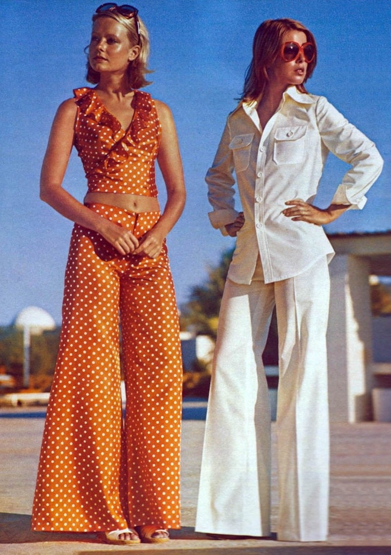 hosen trends 2021 damen mode der 70er jahre.peg