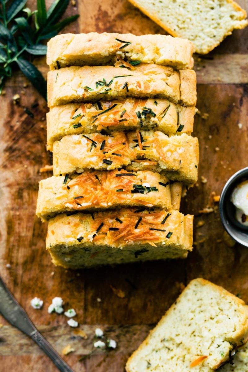 ideen zum frühstück brot backen glutenfrei einfaches rezept