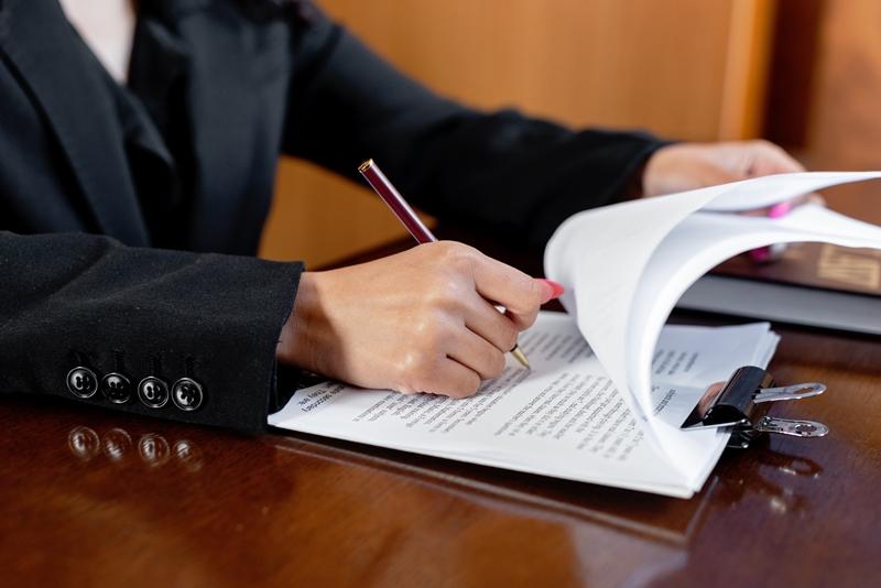 immobilie verkaufen notar besuchen vetrag wichtige dokumente