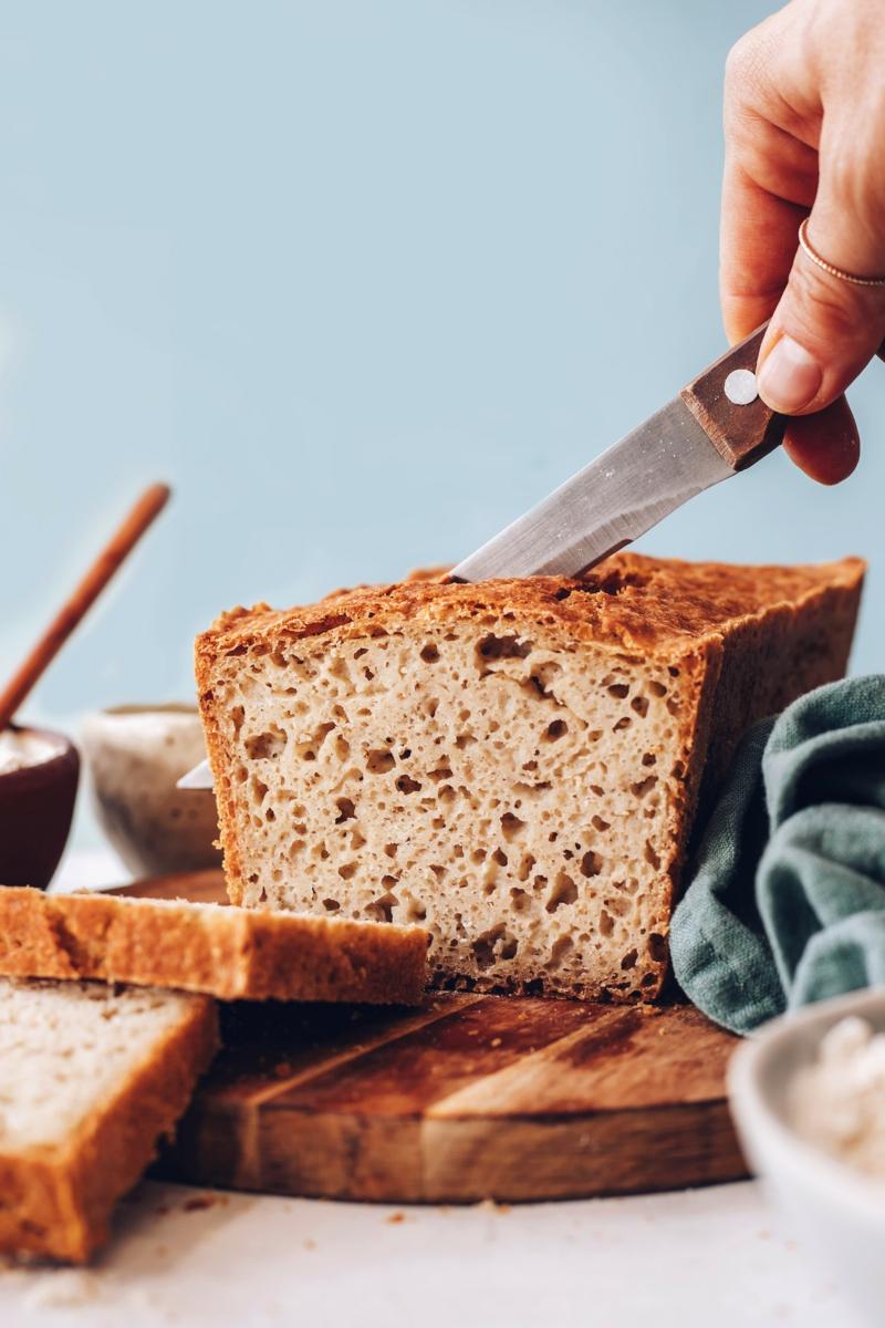 leckeres brot glutenfrei backen genussvolle rezepte ideen
